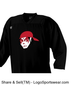 Warrior Goalie Sonic Hockey Jersey Design Zoom